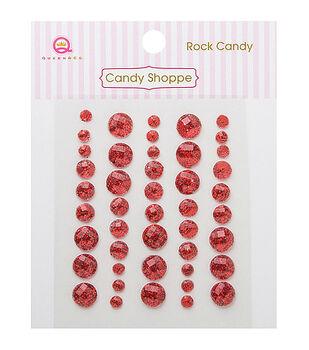Candy Shoppe Rock Candy 40/Pkg