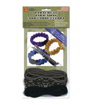 Parachute Cord 550 Super Value Pack