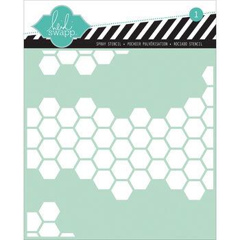 Honeycomb -stencils 6x6