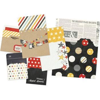 Simple Stories Say Cheese Memorabilia Sn@p! Pockets