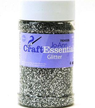 Craft Essentials Glitter-8 oz.