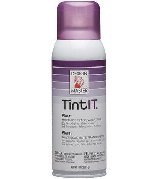 Design Master Tint IT Transparent Dye Spray Paint 12oz