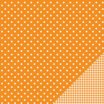 Pebbles Basics Dot Double-Sided Cardstock 12''x12''