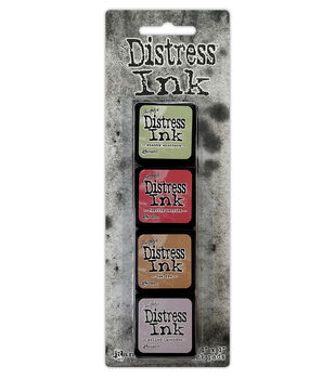 Distress Mini Ink Kits-Kit 11