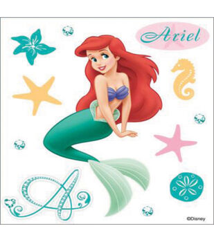 EK Success Disney Dimensional Sticker-Ariel