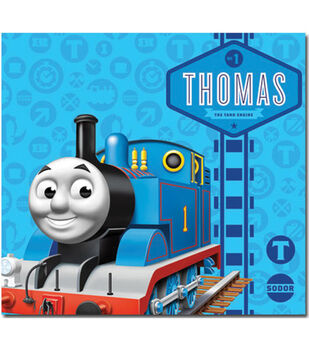"Thomas & Friends Album 12""X12""-Thomas The Tank"