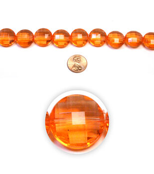 Carnival Acrylic Beads