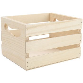 """Mini Crate 6.5""""X5.5""""X3.5""""-"""