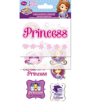 Disney Sofia Decoration Medley
