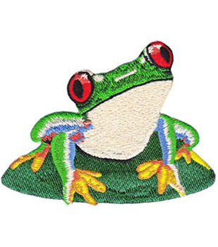 C&D Visionary Patches-Frog
