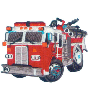 Fire Truck-Patch