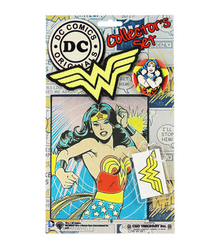 C&D Visionary Wonder Woman Collector's Pack