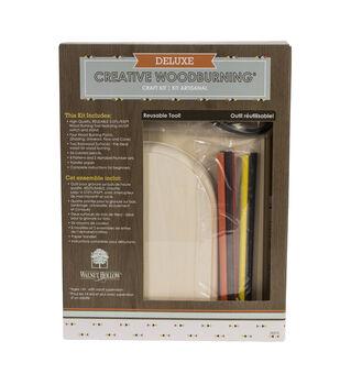 Walnut Hollow Deluxe Woodburning Kit