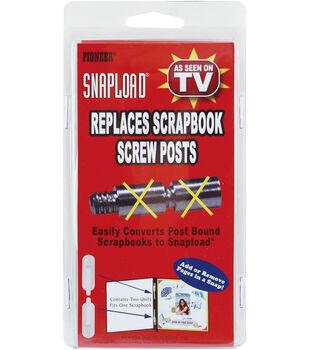 Pioneer Snapload Retrofit Kit For Postbound Albums