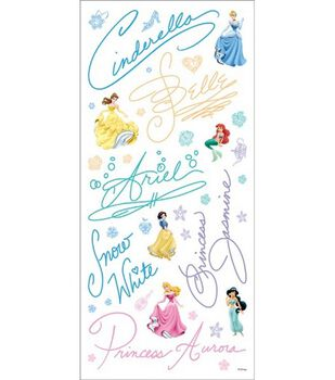 Sandylion Disney Stickers-Signatures