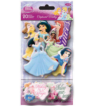 Princess Chipboard Medley