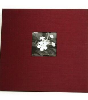 Pioneer 12''x12'' Silk Postbound Album
