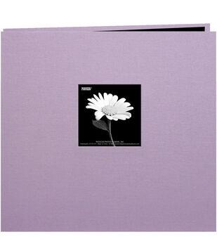 Pioneer 8''x8'' Cloth Postbound Album