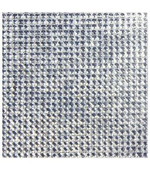 Dazzling  Resin Jewel Self Adhesive Sheet-Clear