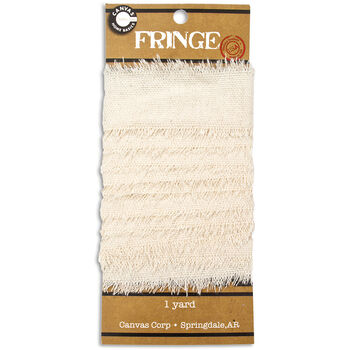 Canvas Corp Canvas Fringe Natural