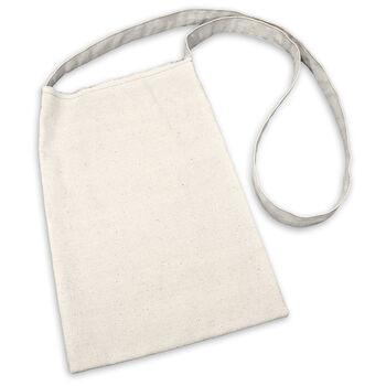 Canvas Corp Canvas Shoulder Bag Natural Medium