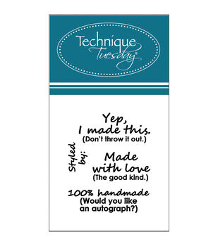 Technique Tuesday Clear stamps Made With Love