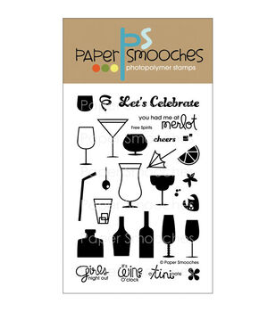 Paper Smooches Clear stamps Free Spirits