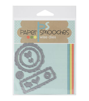 Paper Smooches Just For You Die