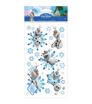 Disney's Frozen Stickers-Olaf