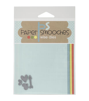 Paper Smooches Die-Tiny Hearts