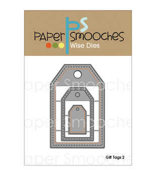 Paper Smooches Die-Gift Tags 2