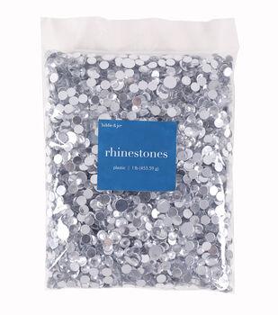 Rhinestone Shapes 1 Pound