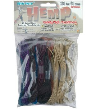Hemp Variety Pack-300ft/Earth Tone