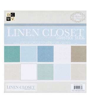 Die Cuts With A View Premium Cardstock Stack The Linen Closet