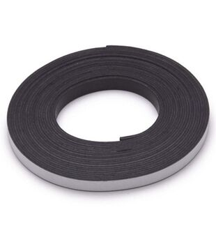 Adhesive Back Magnet Tape