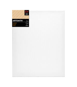 Jo-Ann Stores Stretched Canvas Super Value Pack 11''x14''