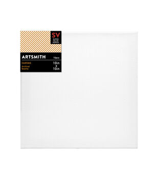 Jo-Ann Stores Stretched Canvas Super Value Pack 10''x10''