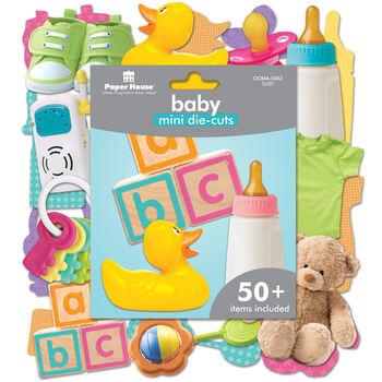 Paper House Mini Die Cuts Baby