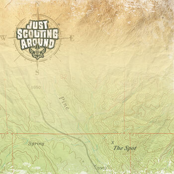 Paper House Boy Scouts Of America Scouting Around Paper 12''x12''