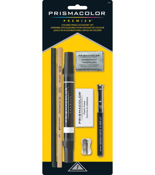 Sanford Prismacolor Colored Pencil Accessory Set-7 Pieces