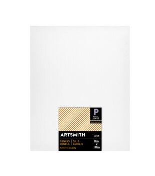 Value Pack Canvas Panels-8''x10'' 3PK