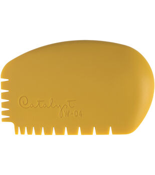 Catalyst Silicone Wedge Tool-Yellow W-04