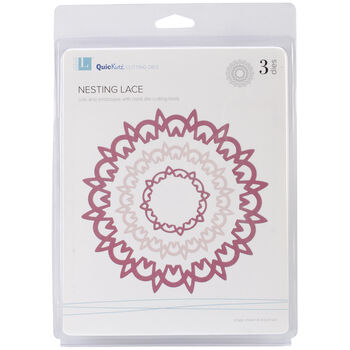 Lifestyle Crafts Nesting Dies Lace