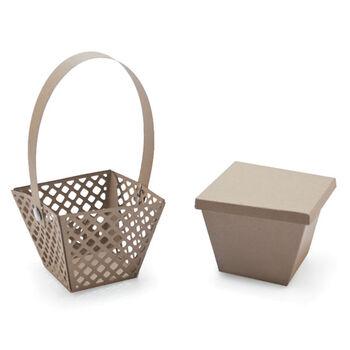 Lifestyle Crafts Template Die Basket