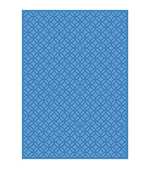 Teresa Collins Décor Circles Embossing folder by Craftwell
