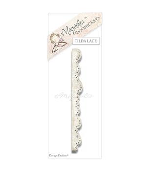 Magnolia Wedding DooHickeys Dies Tilda Lace