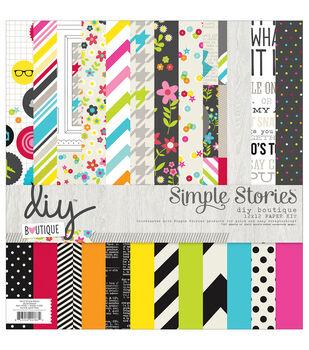 Simple Stories DIY Boutique Collection Kit