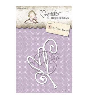 Magnolia Lost & Found DooHickeys Dies-My Love Heart