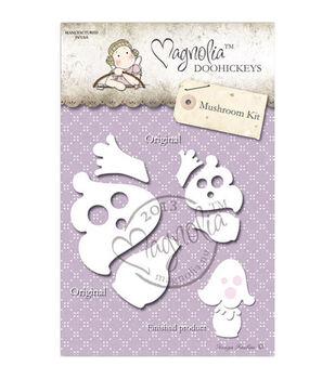 Magnolia Lost & Found DooHickeys Dies-Mushroom Kit