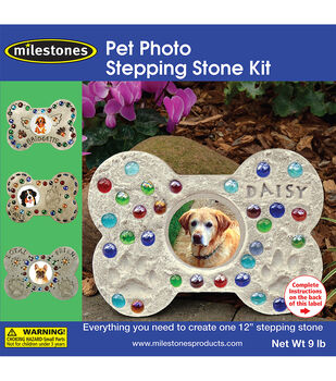 Pet Photo Stepping Stone Kit